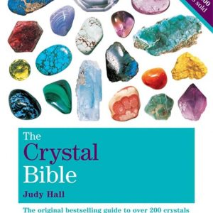 Crystal Bible over 200 crystals