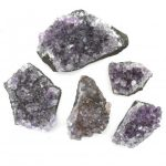 small clusters amethyst 1