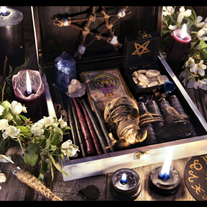 Witches Boxes